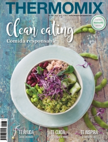 Clean eating. Comida responsable