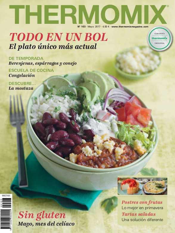 ¡¡MAYO!! REVISTA DE Thermomix®